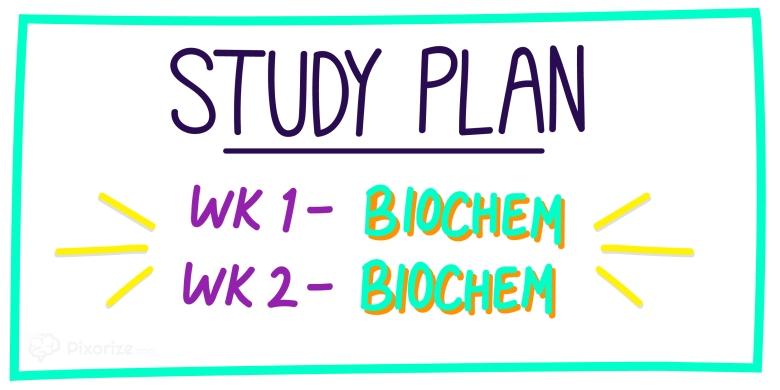 study-schedule-usmle-biochem-step-1