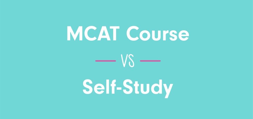 mcat-course-vs-self-study