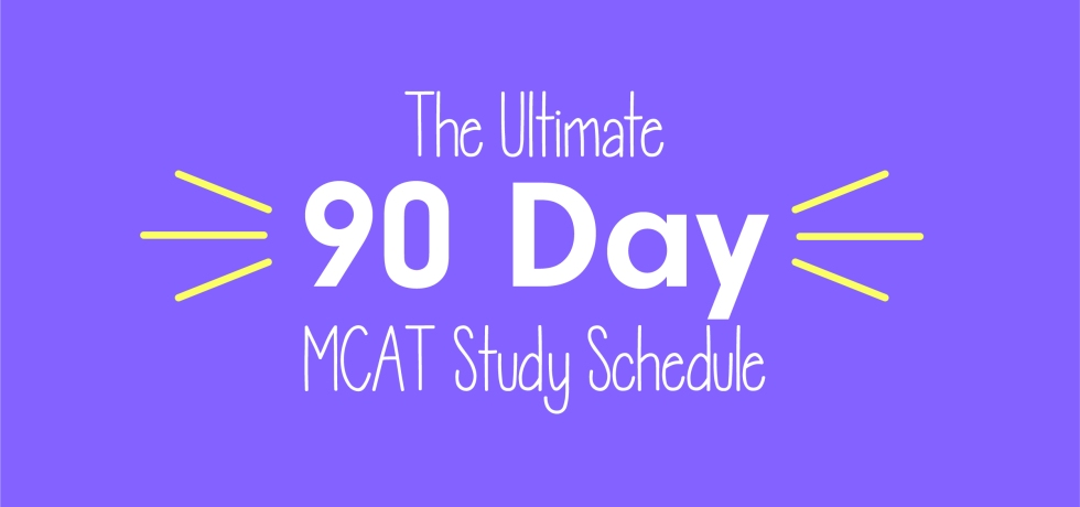 90-day-mcat-study-schedule-plan